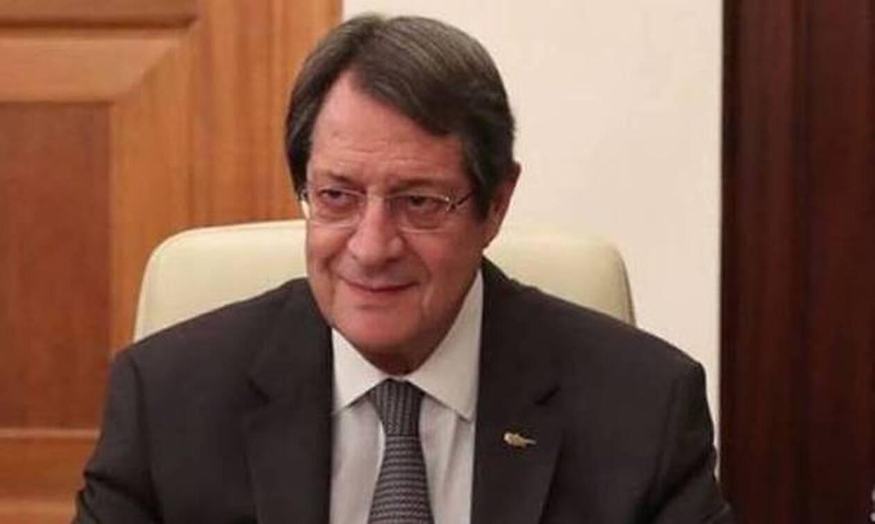 Κύπρος: Πήρε εξιτήριο ο Νίκος Αναστασιάδης
