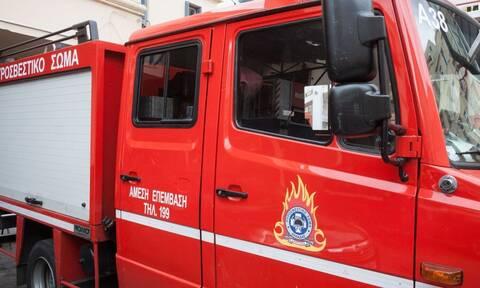 Υπό έλεγχο η πυρκαγιά στη Σταμάτα