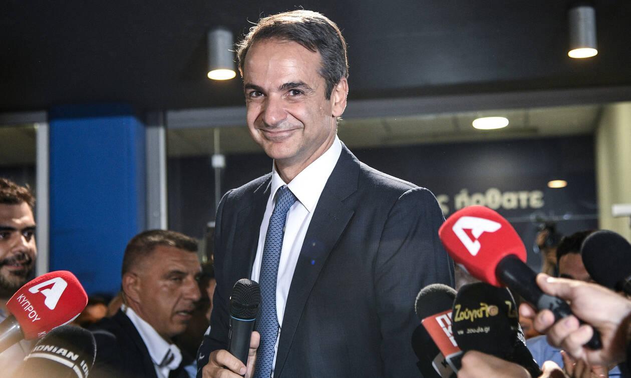 Αποτελέσματα Εκλογών 2019: Στον Παυλόπουλο ο Μητσοτάκης - Όλα τα βήματα μέχρι την ψήφο εμπιστοσύνης