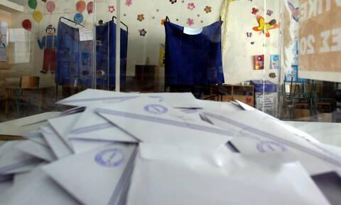 Αποτελέσματα Εκλογών 2019: Τα αποτελέσματα στο 92,94% της επικράτειας
