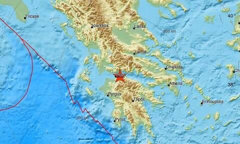 Σεισμός στην Πάτρα (pics)