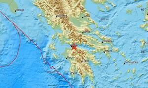 Σεισμός ΤΩΡΑ στην Πάτρα (pics)