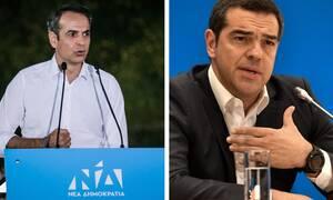 Αποτελέσματα εκλογών 2019: Θρίαμβος Μητσοτάκη με αυτοδυναμία – Ποσοστό έκπληξη για Τσίπρα