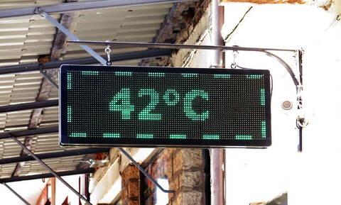 Καιρός τώρα: Σε κλοιό καύσωνα η χώρα - Θα φτάσει τους 42 βαθμούς η θερμοκρασία (pics)