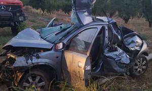 Τραγωδία στη Λάρισα: Η σύμπτωση που ραγίζει καρδιές και το τελευταίο «αντίο» (pics)