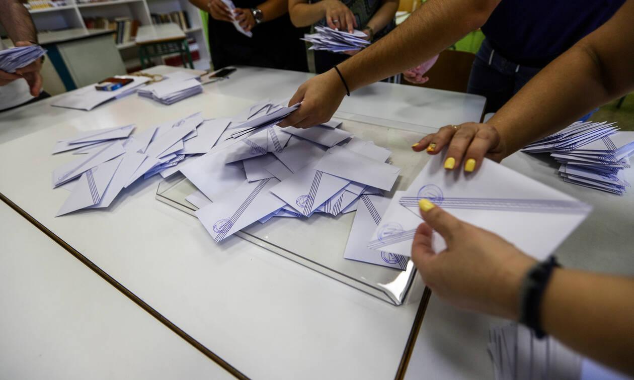 Αποτελέσματα Εκλογών 2019: Δείτε ΕΔΩ τα τελικά αποτελέσματα - Βουλευτές και σταυροί (ΧΑΡΤΕΣ)