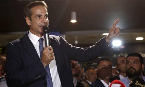 Мицотакис: Греция снова станет сильной, как она этого заслуживает