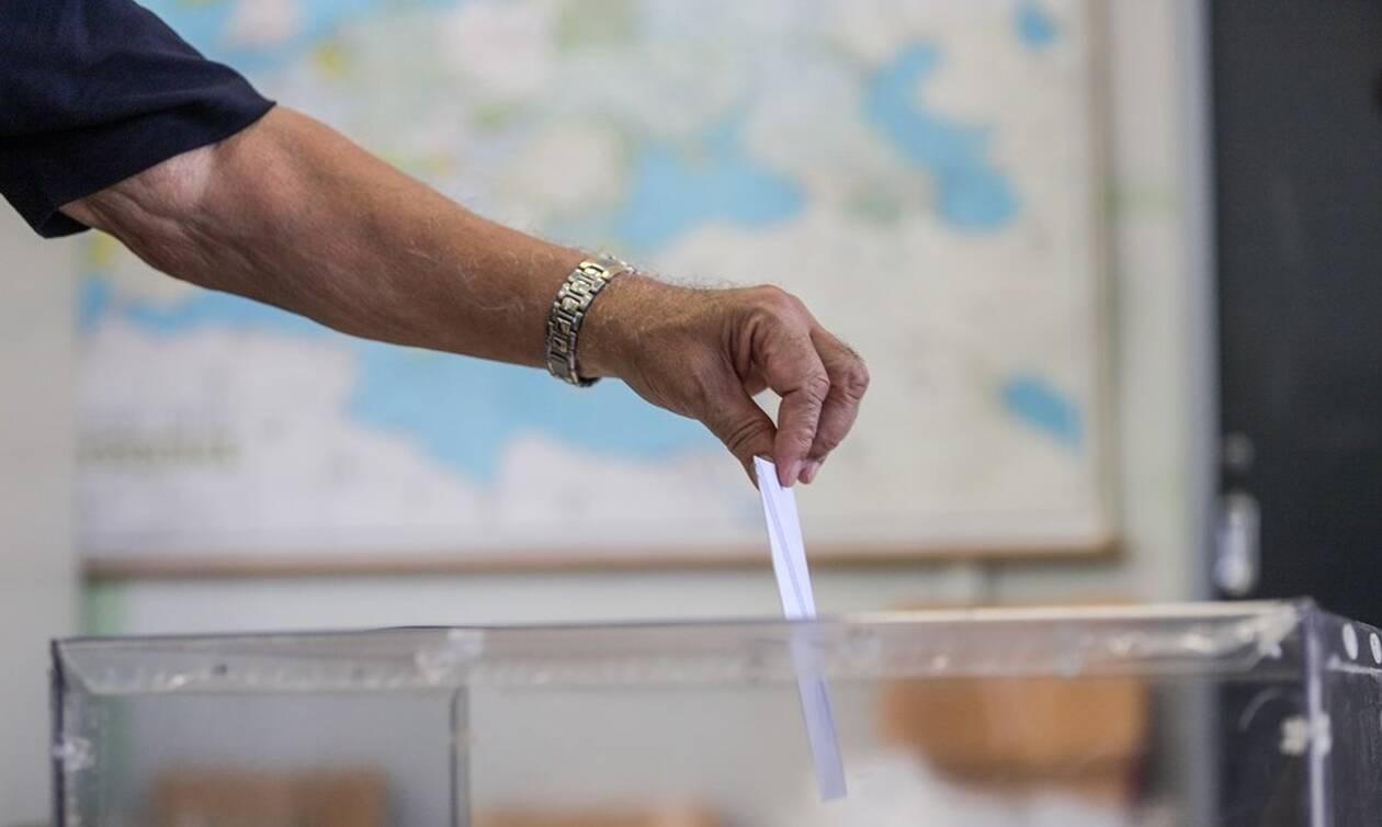 Αποτελέσματα Εκλογών 2019: Ο χάρτης της Ελλάδας στο 99,84% της ενσωμάτωσης