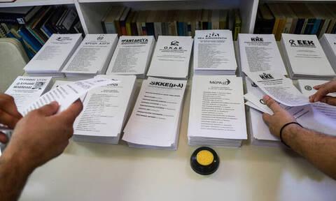 Αποτελέσματα εκλογών 2019: Το απόλυτο θρίλερ στη Βουλή - Ποιοι δίνουν μάχη ψήφο με ψήφο