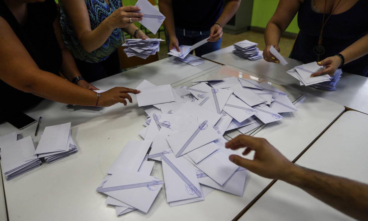 Αποτελέσματα εκλογών 2019: Ποιοι εκλέγονται στη Β' Πειραιώς