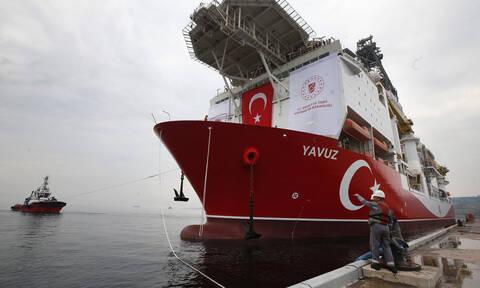 Συναγερμός στην Ανατολική Μεσόγειο: Στην Καρπασία το Γιαβούζ – Ξεκινά γεωτρήσεις