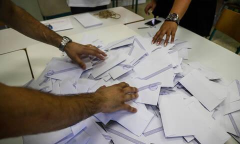 Αποτελέσματα εκλογών 2019: Ποιοι εκλέγονται στη Β' Δυτικής Αττικής