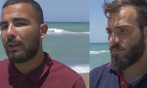 Κρήτη: Αυτοί είναι οι δύο νεαροί που παρασύρθηκαν από κύματα για να σώσουν μάνα και κόρη (vid)