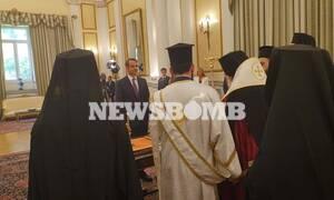 Ορκίστηκε Πρωθυπουργός της Ελλάδας ο Κυριάκος Μητσοτάκης