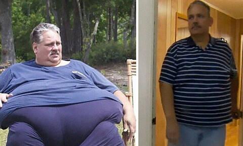 Έχασαν πάνω από 100 κιλά ο καθένας και πλέον είναι αγνώριστοι! (pics)