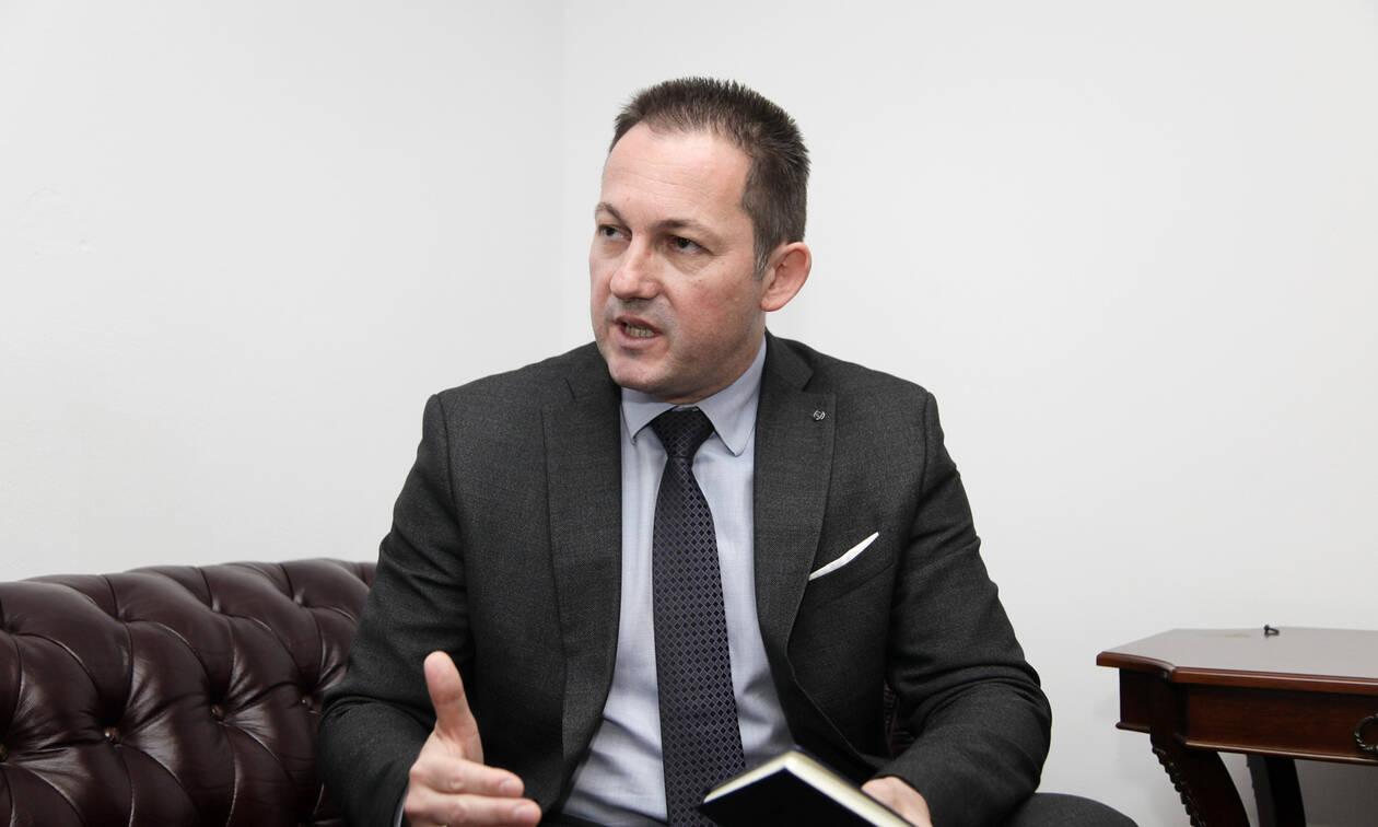 Εκλογές 2019: Ο Στέλιος Πέτσας είναι ο νέος κυβερνητικός εκπρόσωπος