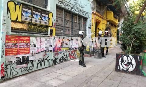 Εκλογές 2019: Ανάληψη ευθύνης για την κλοπή της κάλπης στα Εξάρχεια