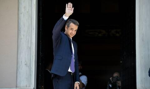 Επική γκάφα στο Twitter: Ο Μητσοτάκης υπέρ της συμφωνίας των Πρεσπών