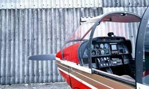 Εφιάλτης: Πιλότος κοίταξε έξω από το παράθυρο και «πάγωσε»