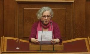 Ελένη Γερασιμίδου: Γιατί παραιτήθηκε από βουλευτής του ΚΚΕ