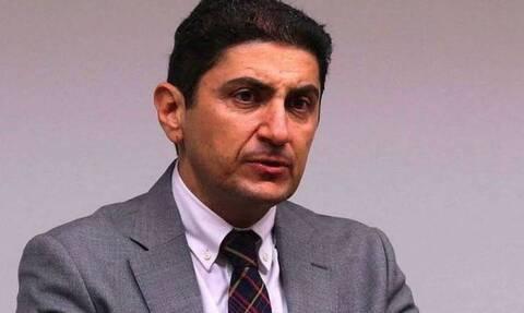 Η πρώτη ανάρτηση του Λευτέρη Αυγενάκη, ως υφυπουργός Αθλητισμού