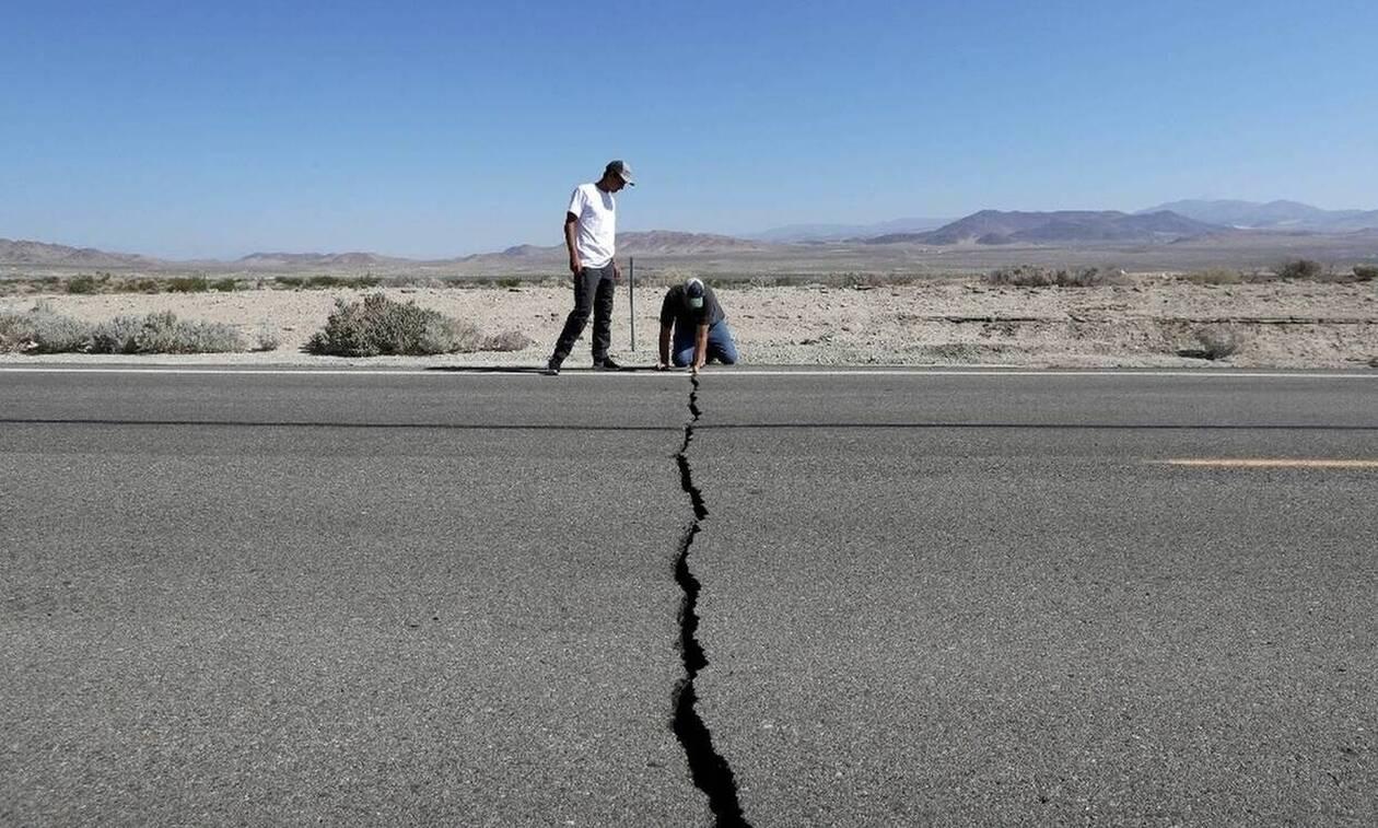 Εικόνες Αποκάλυψης στην Καλιφόρνια: Δείτε τι συνέβη μετά το μεγάλο σεισμό