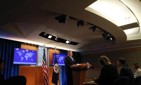 Στέιτ Ντιπάρτμεντ: Ανυπομονούμε να συνεχίσουμε να συνεργαζόμαστε στενά με τη νέα κυβέρνηση