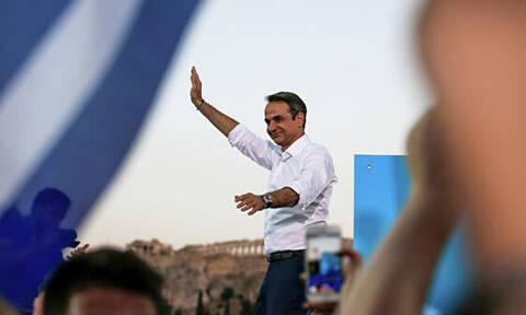 Мицотакис планирует визит на Кипр