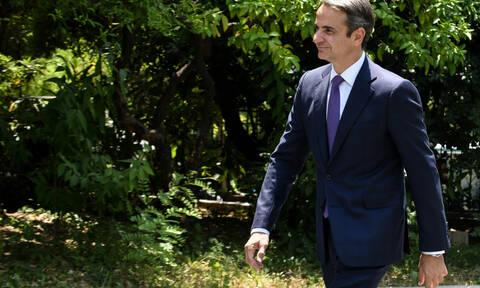 «Μίνι» κυβέρνηση το γραφείο πρωθυπουργού - Ποιες αρμοδιότητες κράτησε ο Κυριάκος Μητσοτάκης