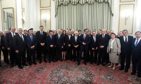 Νέα κυβέρνηση: Σήμερα το πρώτο Υπουργικό Συμβούλιο – Τα μηνύματα που θα στείλει ο Μητσοτάκης