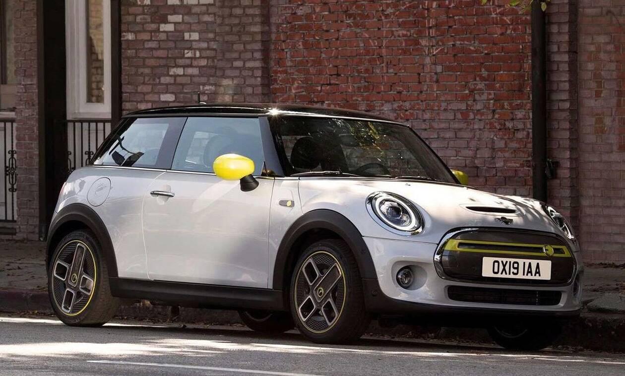 Mini Cooper SE: Ηλεκτρικό με αυτονομία έως και 270 χιλιόμετρα & από 32.500 ευρώ στη Γερμανία