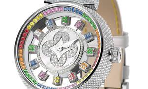 Tambour Spin Time Air: η νέα συλλογή ρολογιών από τη Louis Vouitton
