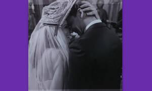 Παντρεύτηκε Έλληνας ηθοποιός και δεν το πήρε χαμπάρι κανείς - Η πρώτη φωτό από το γάμο