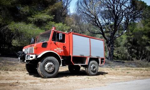 Απαγόρευση της κυκλοφορίας σε περιοχές της Χαλκιδικής λόγω πολύ υψηλού κινδύνου πυρκαγιάς