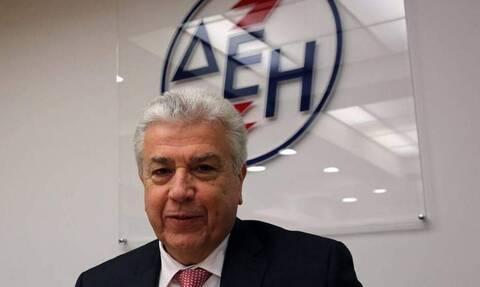 Παραιτήθηκε ο διευθύνων σύμβουλος της ΔΕΗ, Μανώλης Παναγιωτάκης