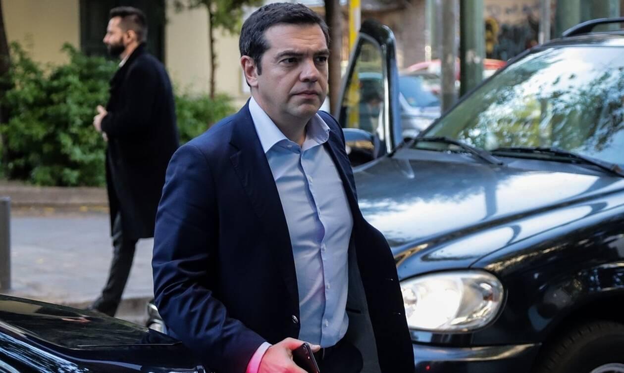 Τσίπρας: Αλλάζουμε το κόμμα - Στρατηγική επιλογή η Προοδευτική Συμμαχία