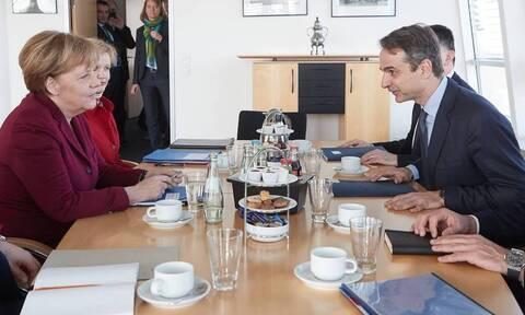 Άρχισαν οι κόντρες Αθήνας - Βερολίνου: «Όχι» Μέρκελ για αλλαγές στο ελληνικό πρόγραμμα
