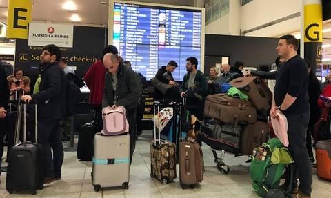 Χάος στο βρετανικό αεροδρόμιο Γκάτγουικ: Ανεστάλησαν όλες οι πτήσεις – Δείτε τι συνέβη
