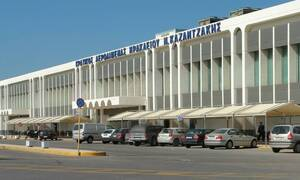 Ηράκλειο: Δύο συλλήψεις στο αεροδρόμιο Ν. Καζαντζάκης
