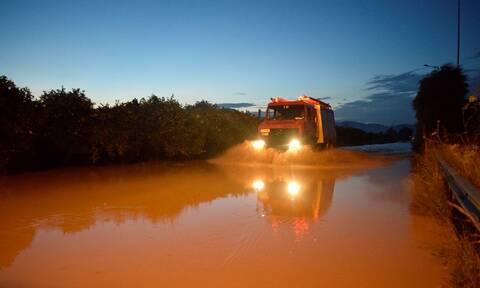 Καιρός ΤΩΡΑ: Στο έλεος της κακοκαιρίας η Βόρεια Ελλάδα - Πλημμύρες και καταστροφές