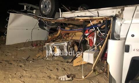 Κακοκαιρία - Νεκροί στη Χαλκιδική: Τουλάχιστον έξι άνθρωποι έχασαν την ζωή τους - Ένας αγνοούμενος