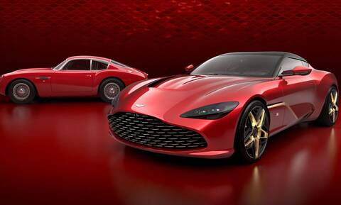 Αυτές οι δύο πανέμορφες Aston Martin Zagato πωλούνται «πακέτο» έναντι 6,7 εκατομμυρίων ευρώ
