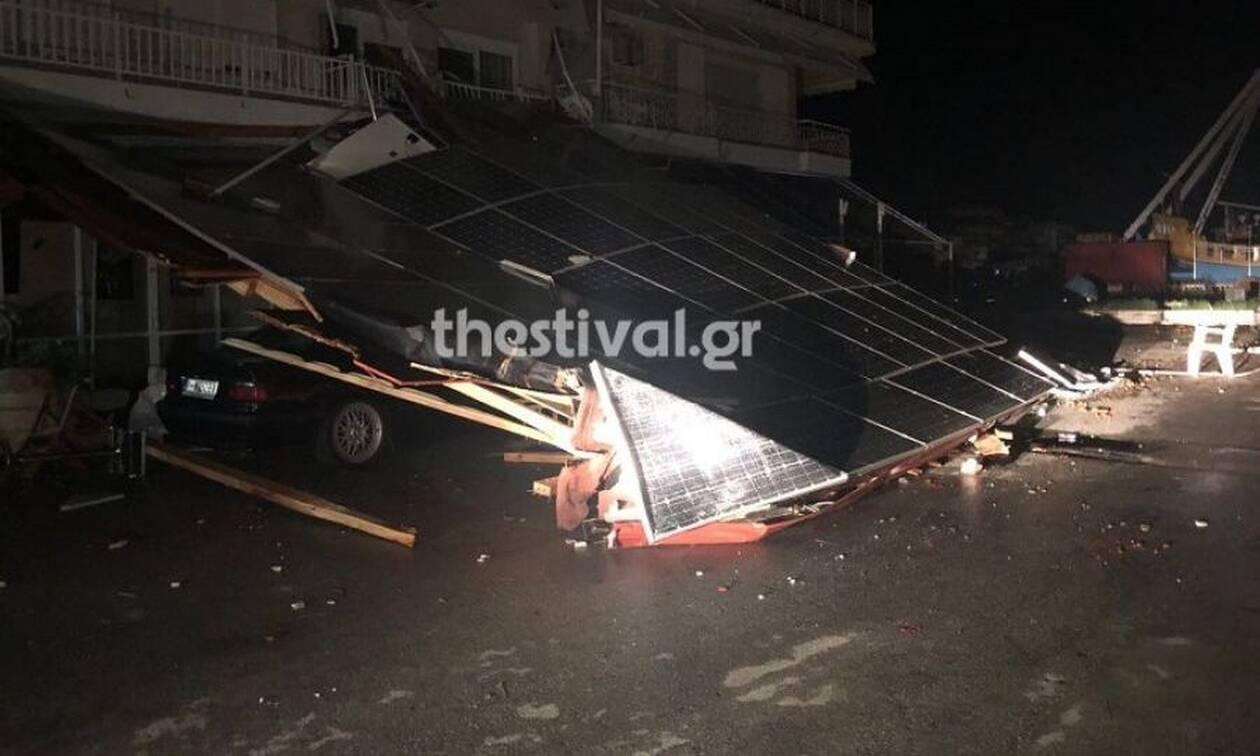 Χαλκιδική - Κακοκαιρία: Ασύλληπτη τραγωδία με έξι νεκρούς, έναν αγνοούμενο και δεκάδες τραυματίες