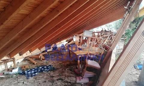 Φονική κακοκαιρία στη Χαλκιδική: Αυτοί είναι οι έξι νεκροί (pics+vid)