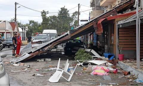 Κακοκαιρία Χαλκιδική: Θρήνος για τους έξι νεκρούς – Αγωνία για τον αγνοούμενο και τους τραυματίες