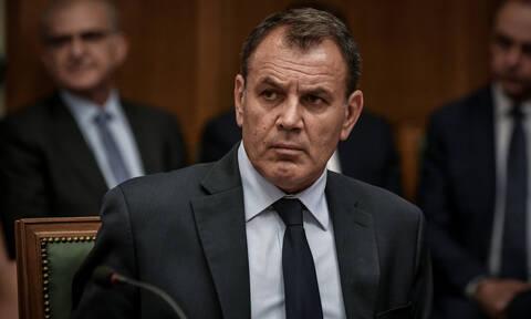 Υπουργός Εθνικής Άμυνας: Ο στρατός θα συνδράμει στην αντιμετώπιση των καταστροφών στην Χαλκιδική