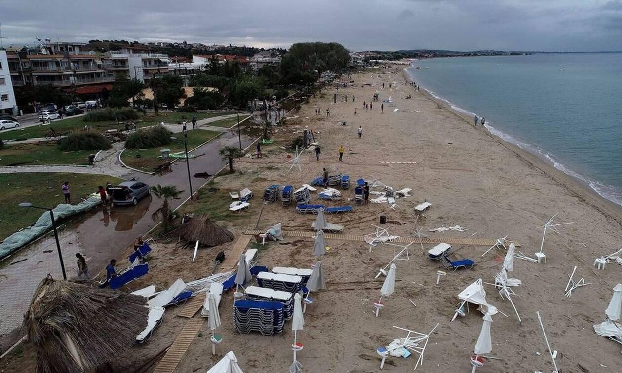Χαλκιδική: Πότε θα επανέλθει η ηλεκτροδότηση - Η ανακοίνωση του ΑΔΜΗΕ