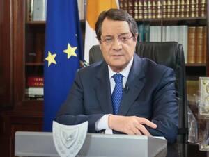 Αναστασιάδης: Όπως σπάσαμε τον φραγμό στην επικοινωνία να καταργήσουμε και τη διαχωριστική γραμμή