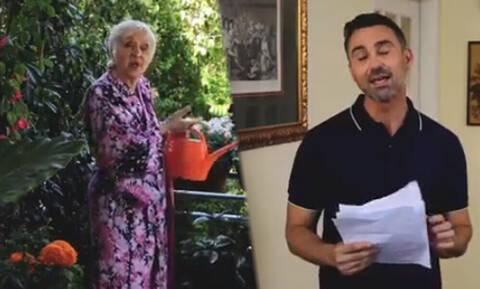 Γιώργος Καπουτζίδης και Έφη Παπαθεοδώρου ξαναχτυπούν – Βίντεο για τη νέα τους συνεργασία-έκπληξη
