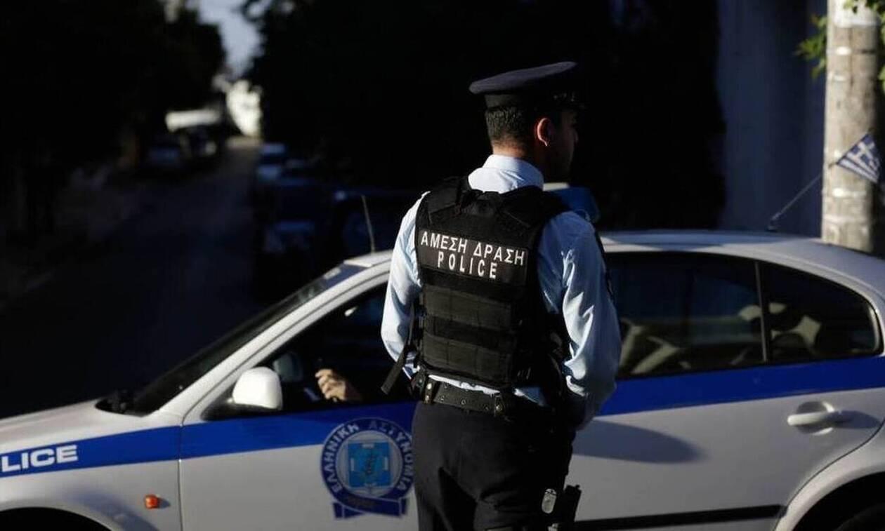 Επίθεση στο Α.Τ. Ακροπόλεως - Δύο αστυνομικοί τραυματίες